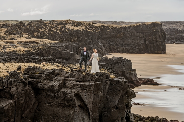 Winter Iceland Destination Wedding 53 1