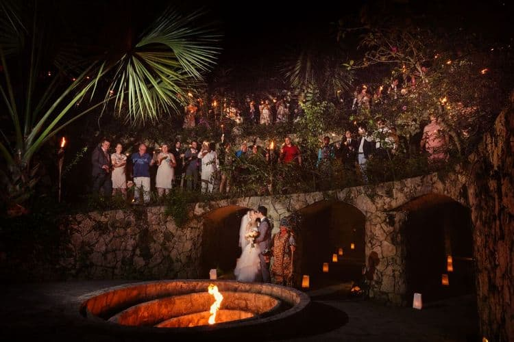 Xcaret Destination Wedding_7