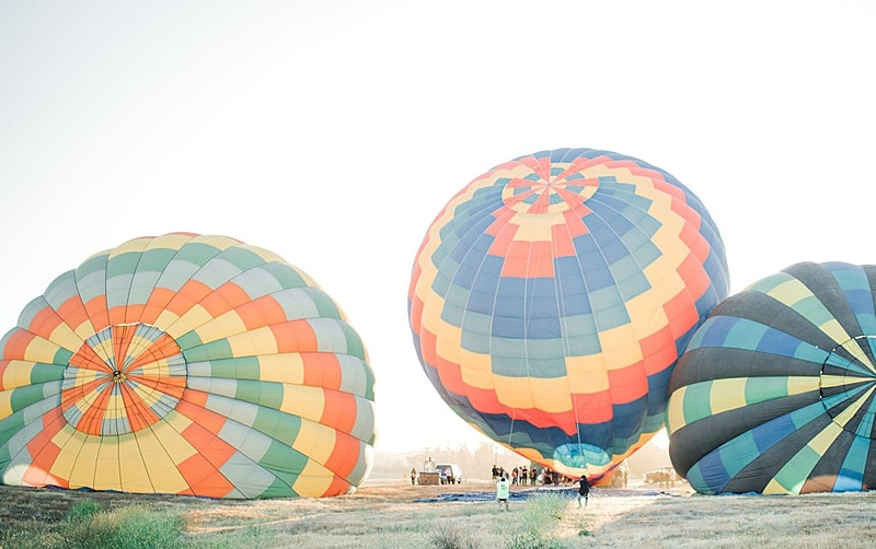 air balloon elopement 0005
