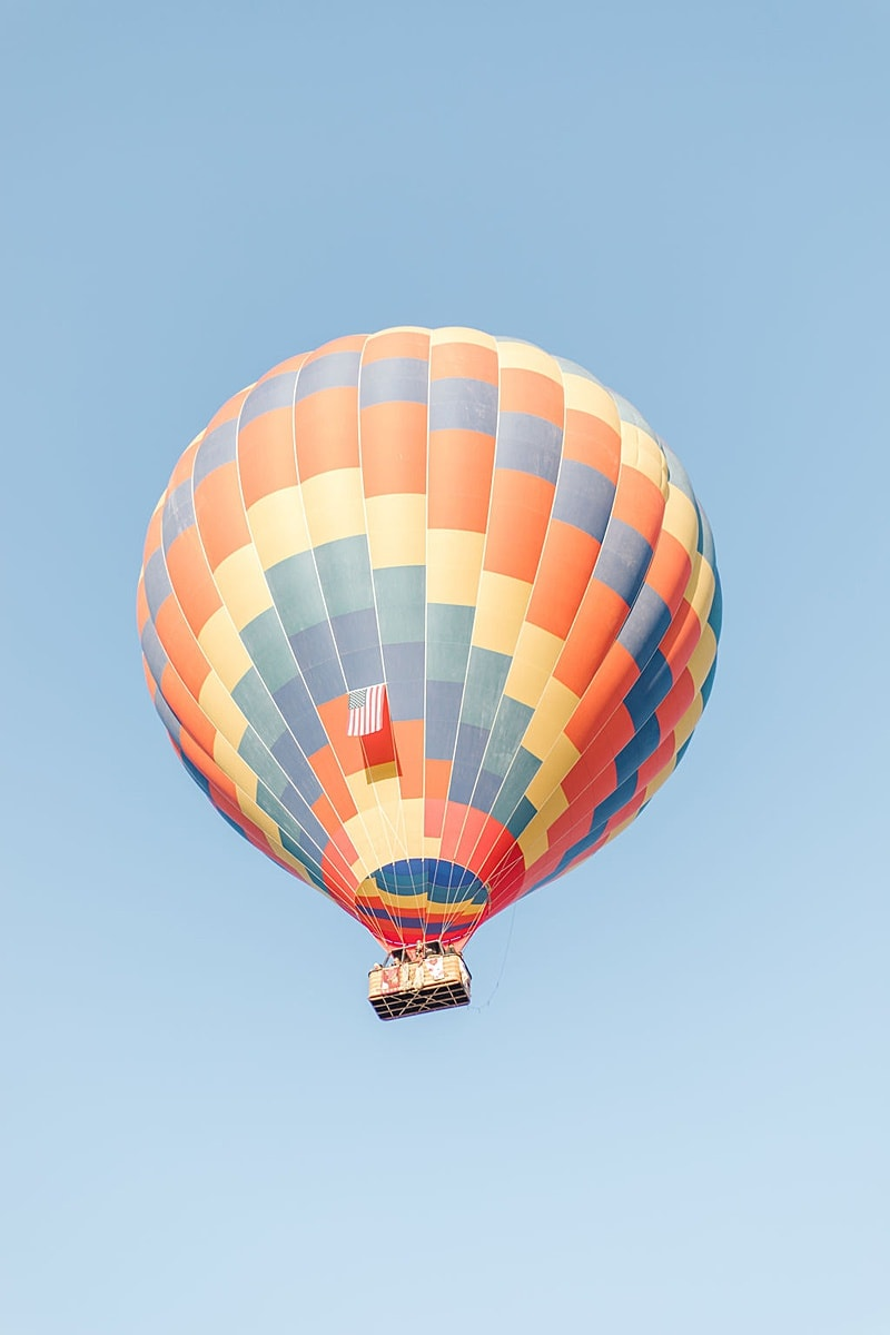 air balloon elopement 0023