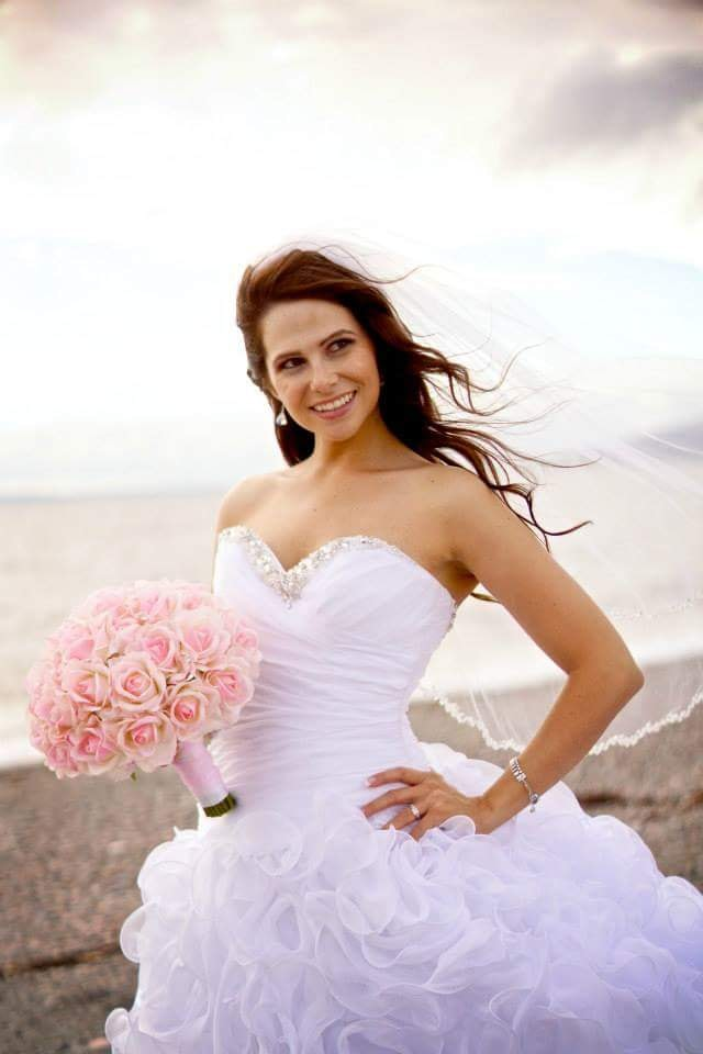 artificial wedding bouquets roses