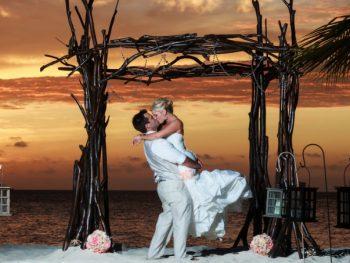 Eco-Chic Wedding in Aruba at Bucuti & Tara Beach Resort