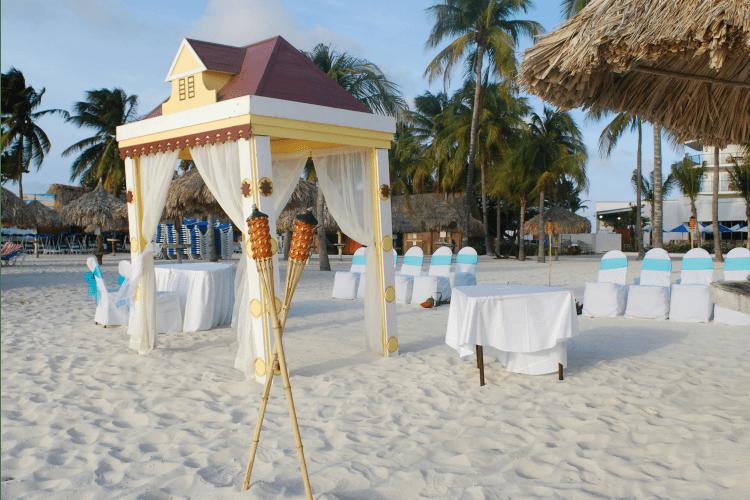 Aruba Weddings Venue
