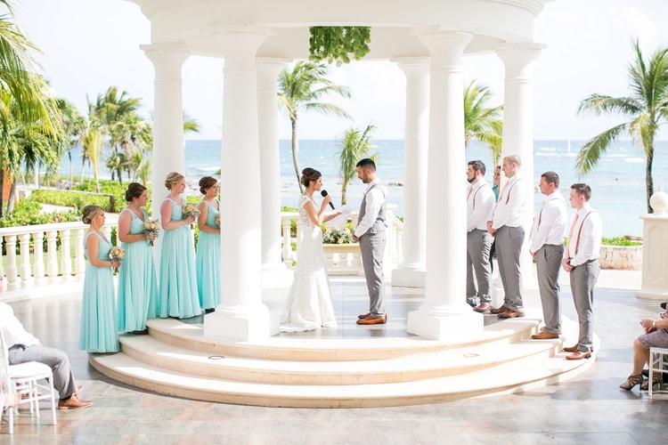 barcelo maya destination wedding 32