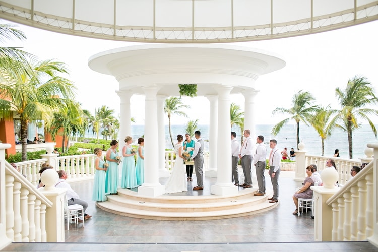 barcelo maya destination wedding 37