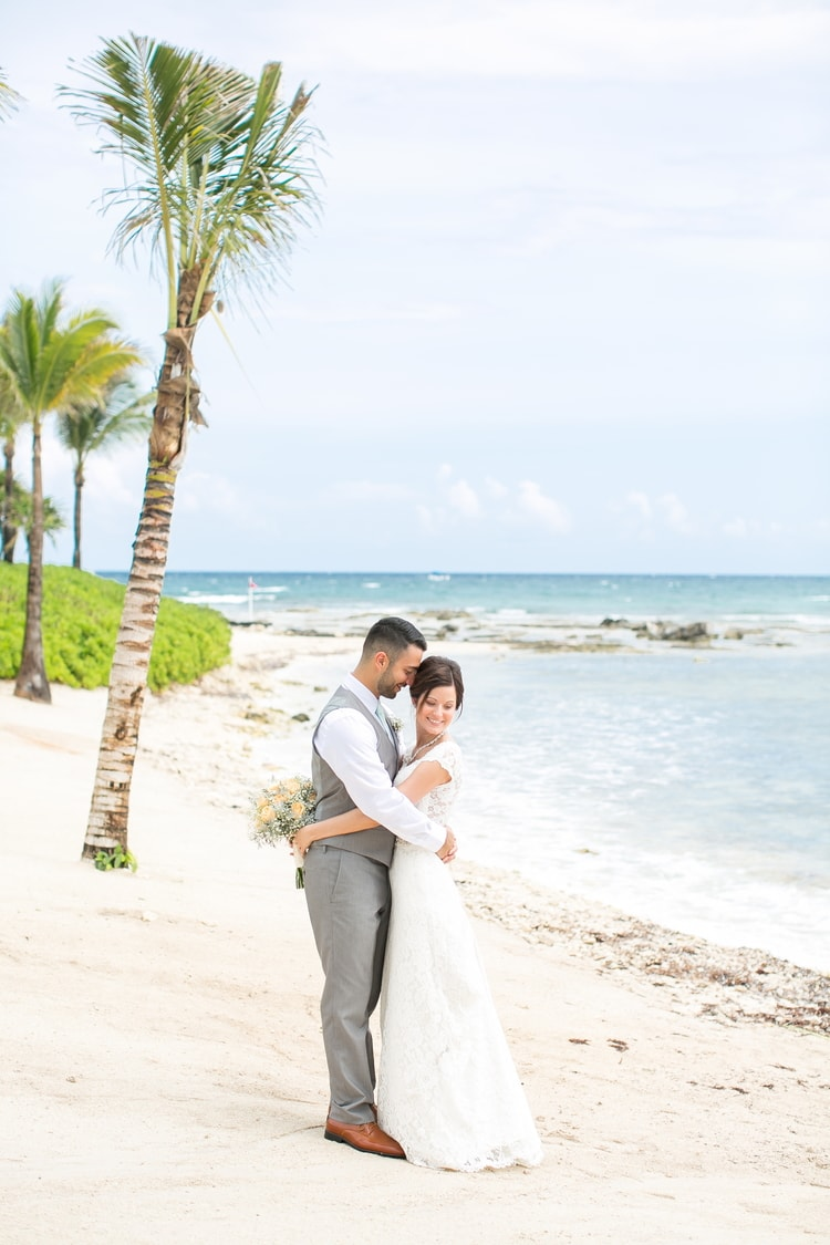 barcelo maya destination wedding 59