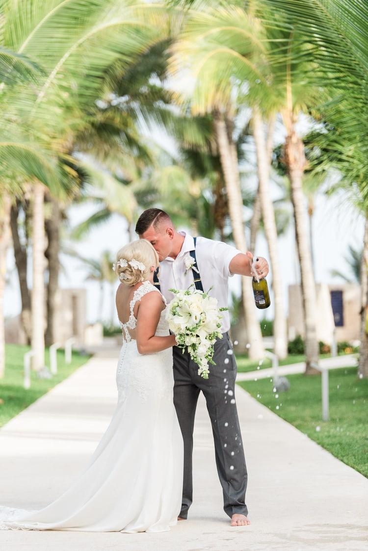 barcelo maya wedding  13