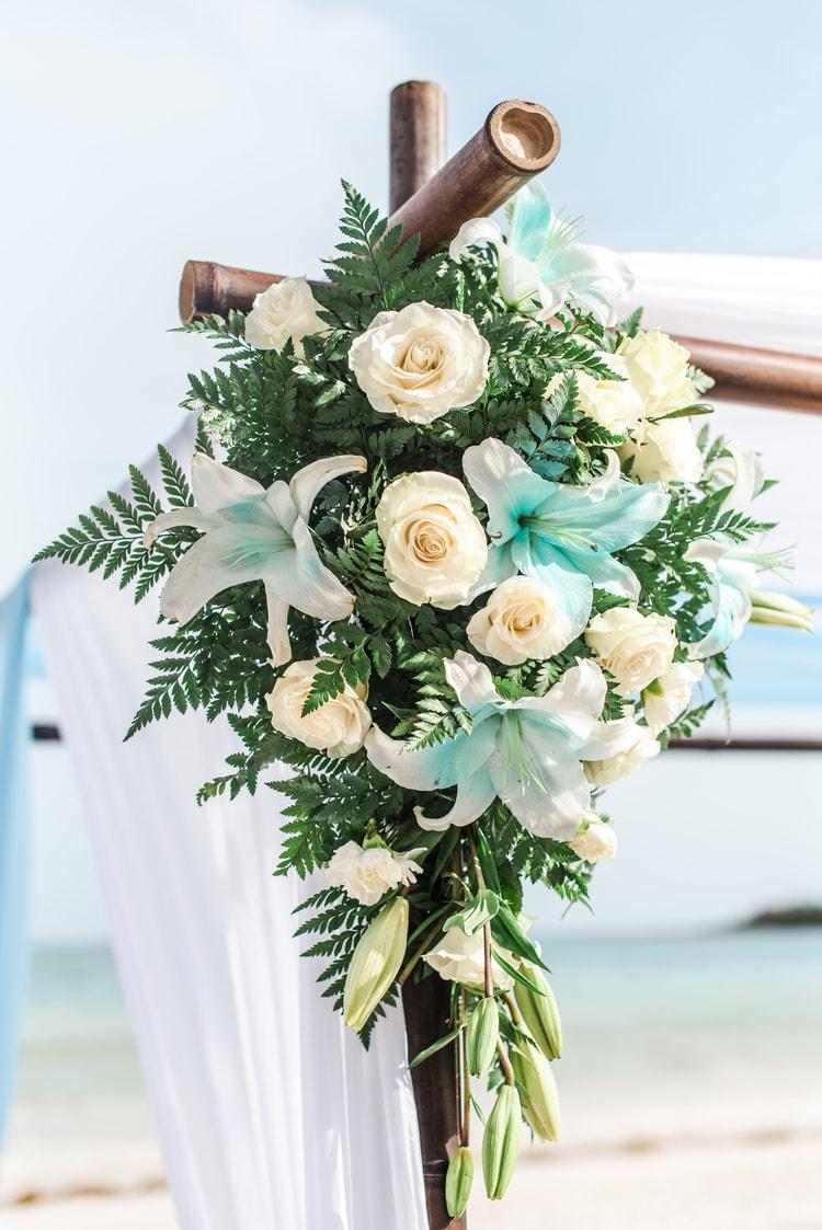 barcelo maya wedding  137