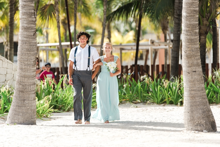 barcelo maya wedding  63