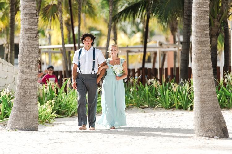 barcelo maya wedding  63