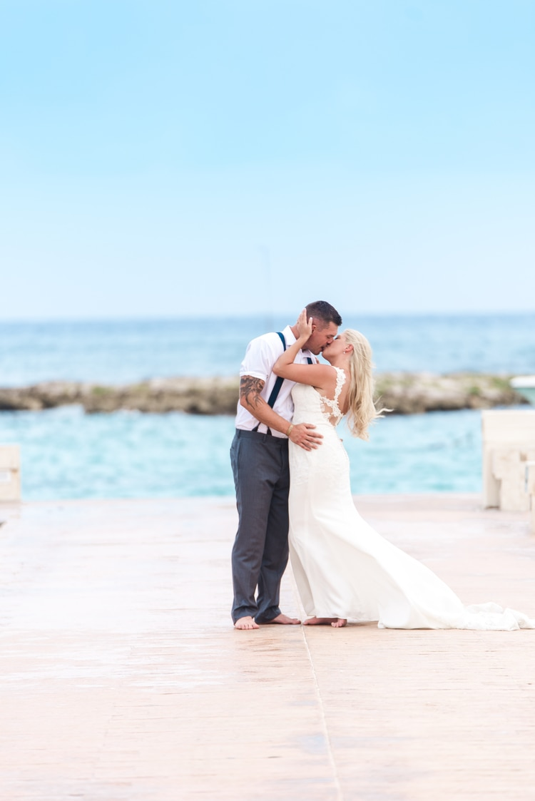 barcelo maya wedding  7