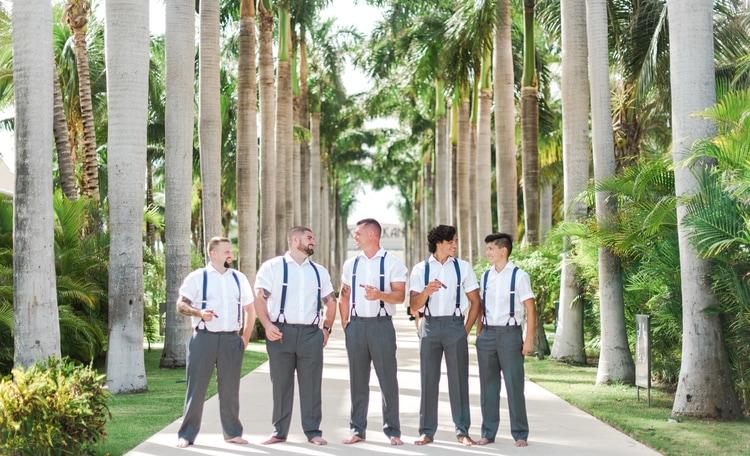 barcelo maya wedding  77