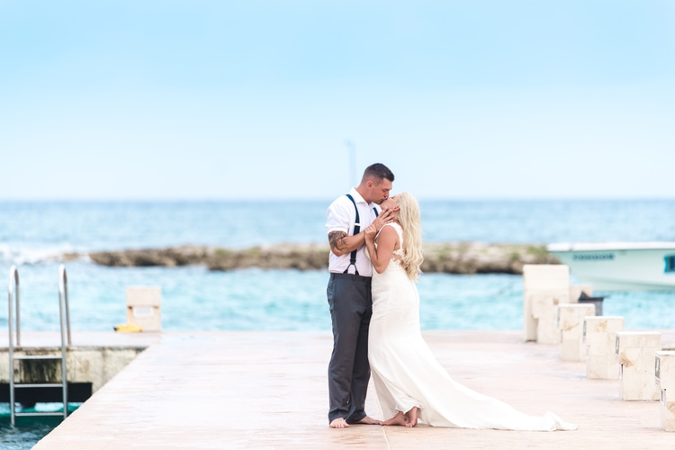 barcelo maya wedding  9
