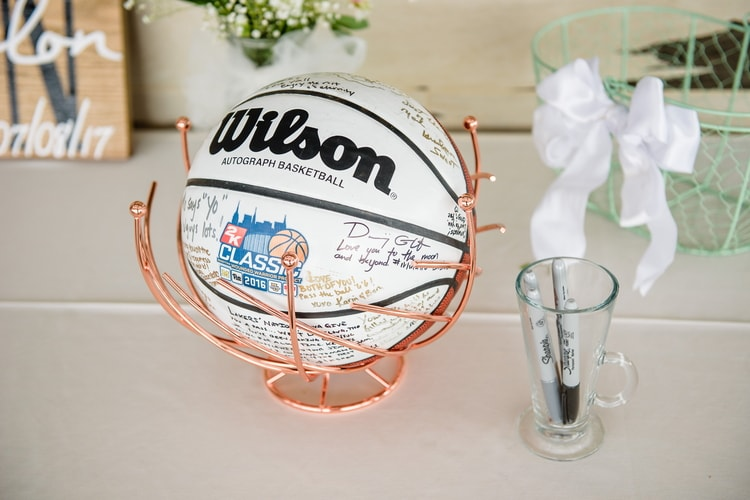 basketball wedding 64