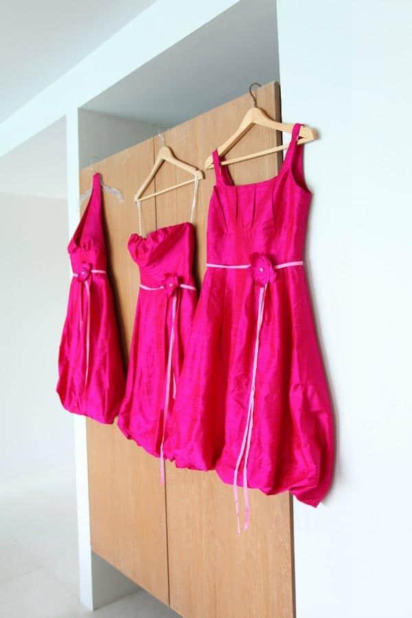 Mix & Match Beach Bridesmaid dress