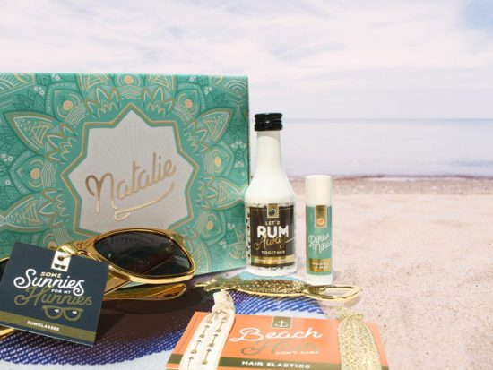 beach destination wedding bridesmaid proposal box_5
