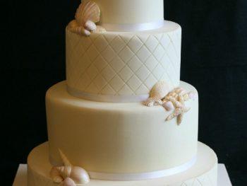 Gallery of Beach Theme Wedding Cakes