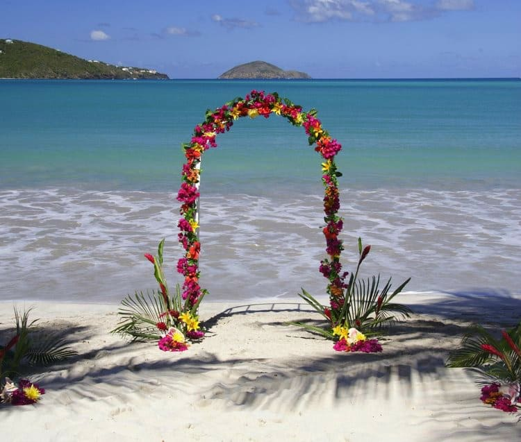 Gorgeous wedding arch decoration destination wedding details beach wedding arch decorations junglespirit Gallery