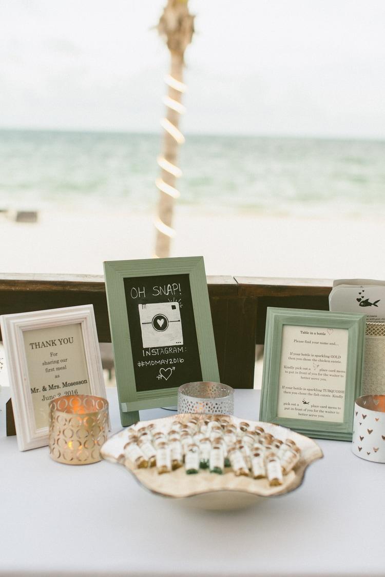 beach wedding at Royalton Riviera Cancun 124