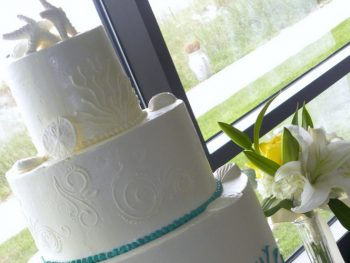 Beach Theme Wedding Cake Gallery