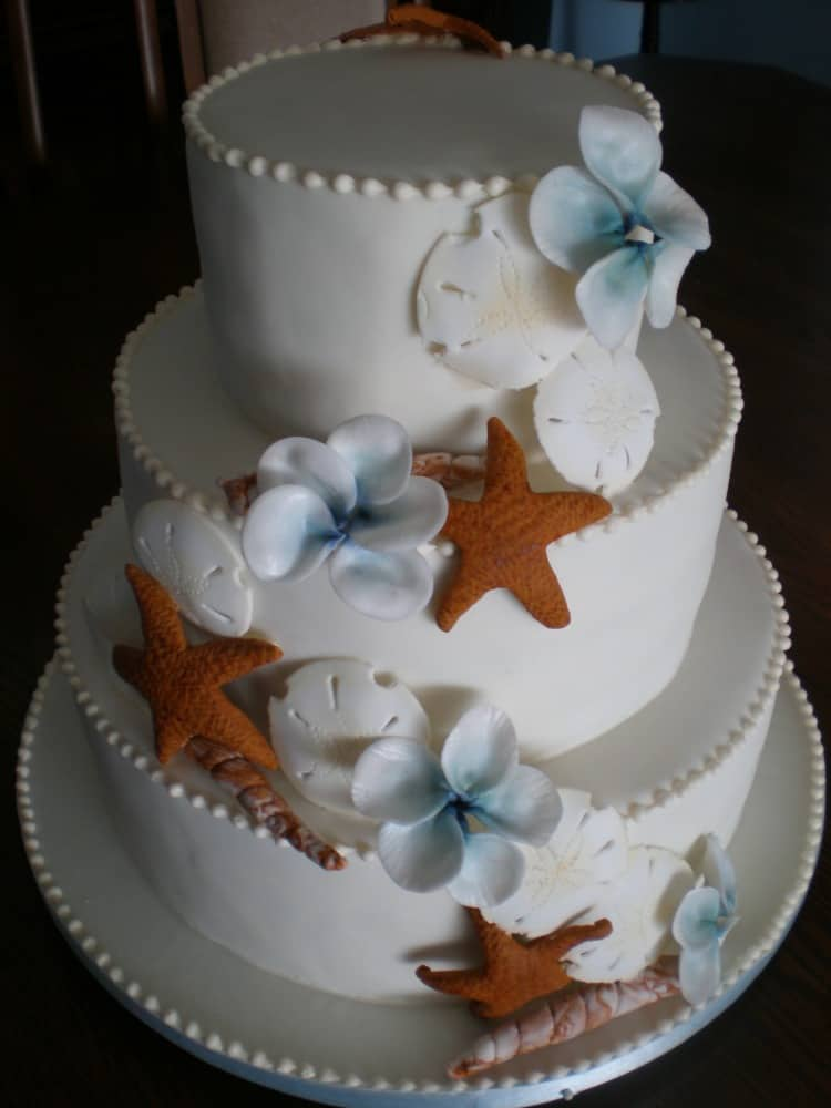 beach wedding cake8