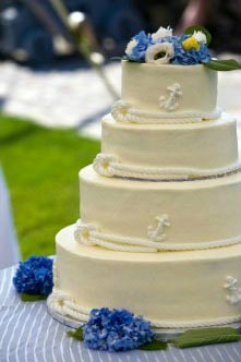 beach wedding cakes 02