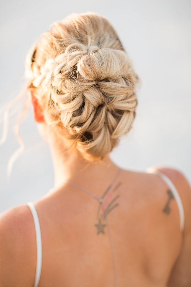 beach wedding hairstyles 6