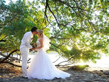Beautiful Beach Wedding in Costa Rica