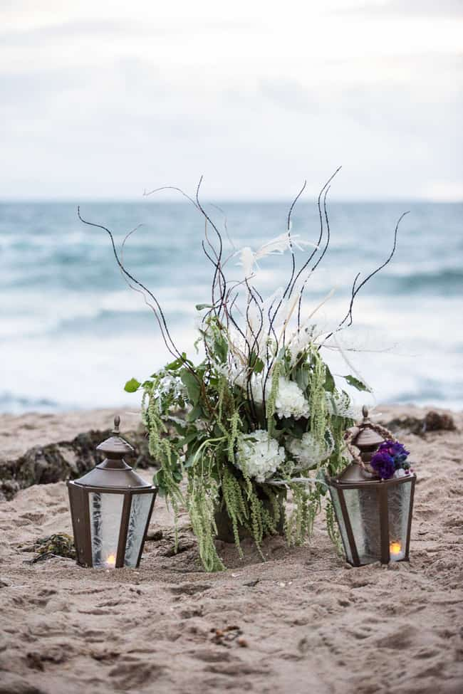 beach wedding inspiration 100