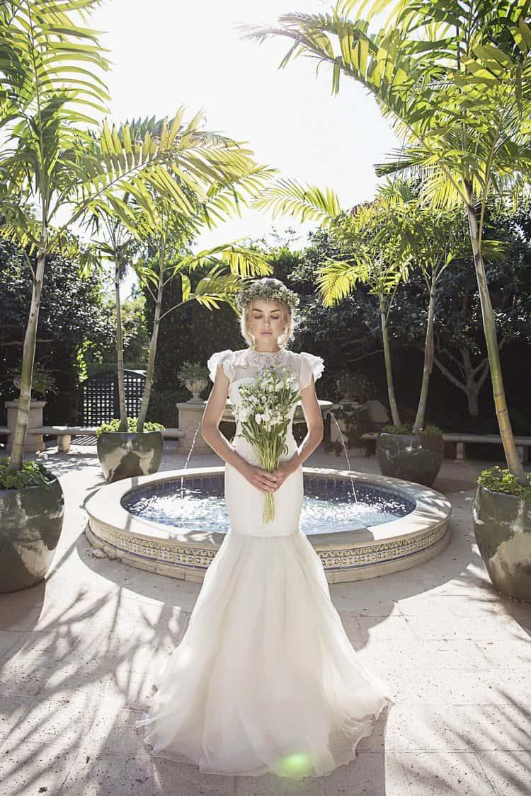palm beach wedding inspiration