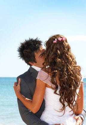 best beach wedding hairstyles 1
