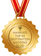 best destination wedding blog award