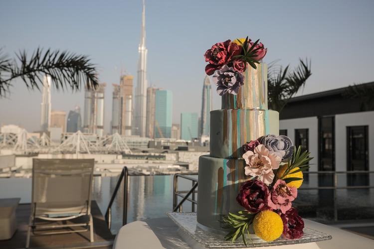 best destination wedding cake ideas 3