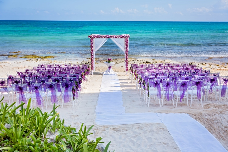 best destination wedding ceremony decorations 1