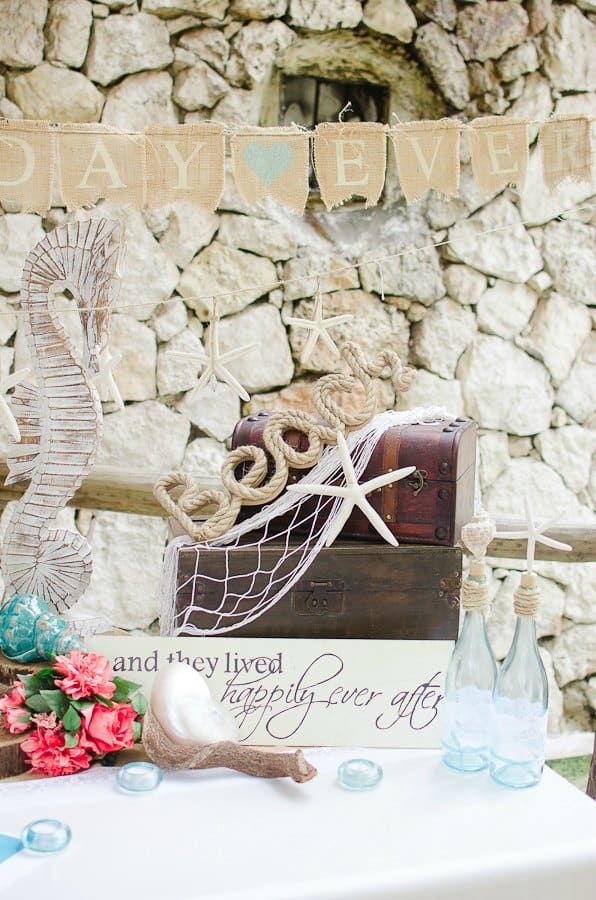 best destination wedding decoration