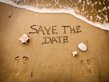 Cool Destination Wedding Save the Date Ideas