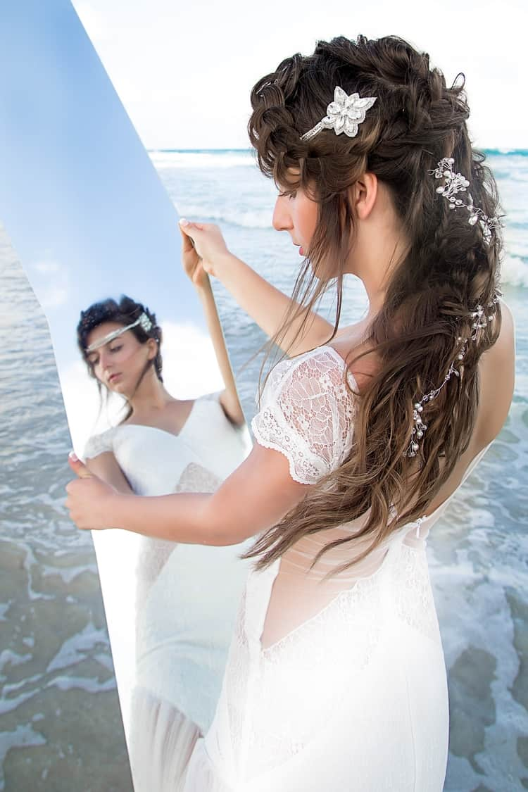 boho beach wedding hair inspiration 4