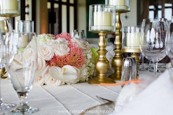 cabo san lucas wedding flowers