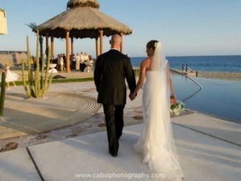 Elegant wedding in Cabo San Lucas