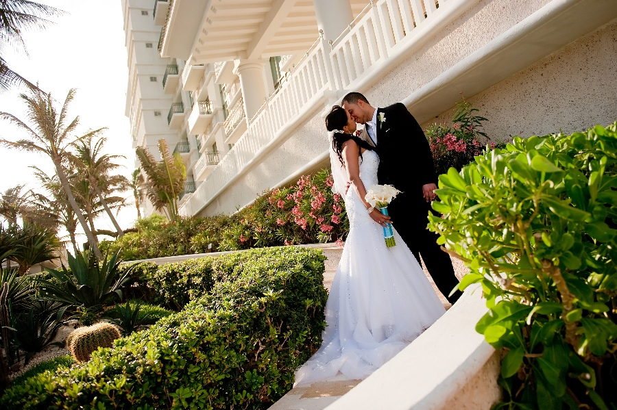 Cancun Wedding at Sandos