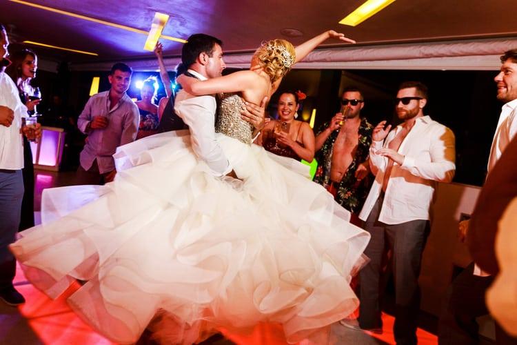 cancun destination wedding 3