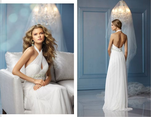 casual beach wedding dresses 01 back