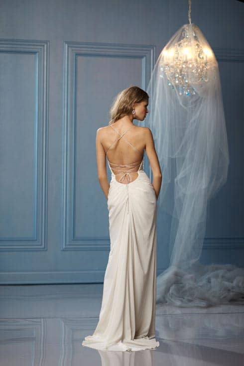casual beach wedding dresses 04 back