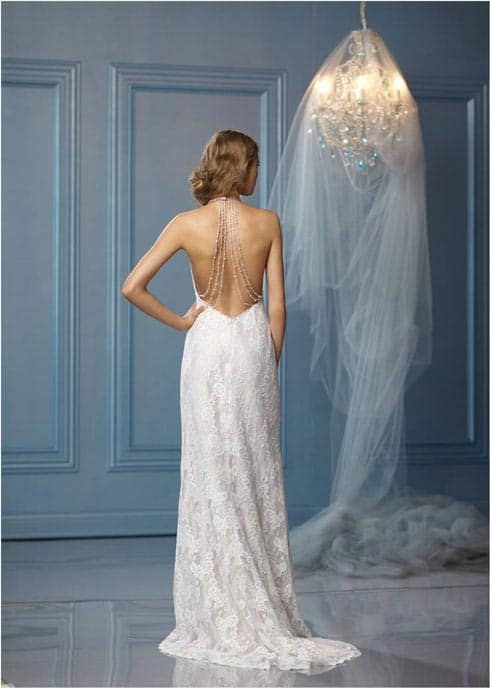 casual beach wedding dresses 08 back