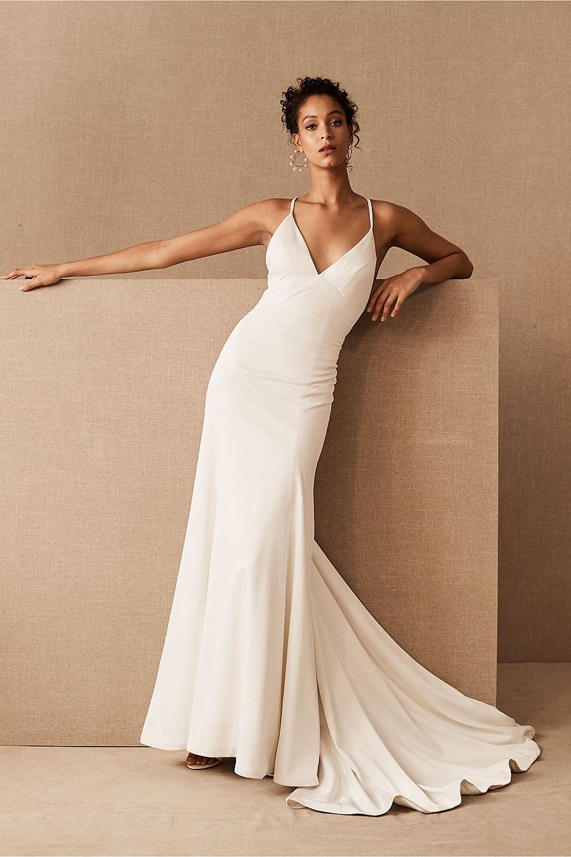casual beach wedding dresses  0003