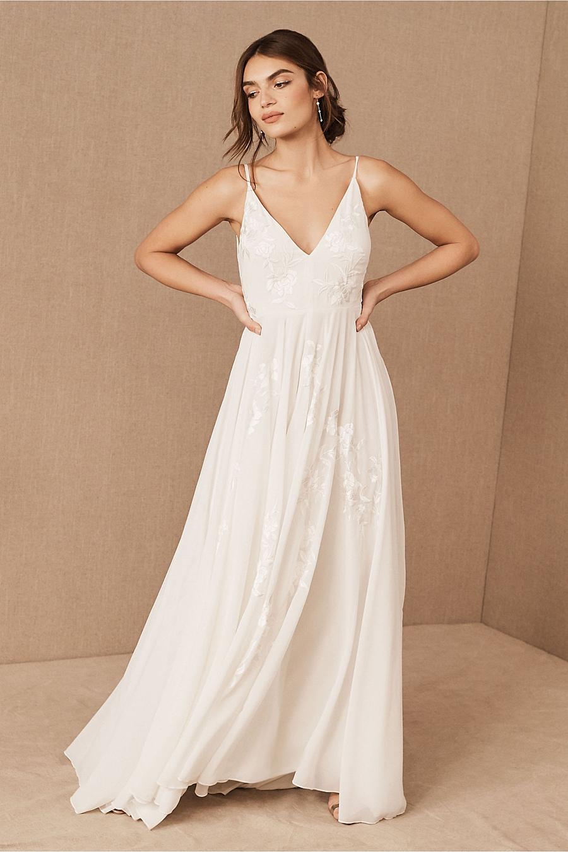 casual beach wedding dresses  0004