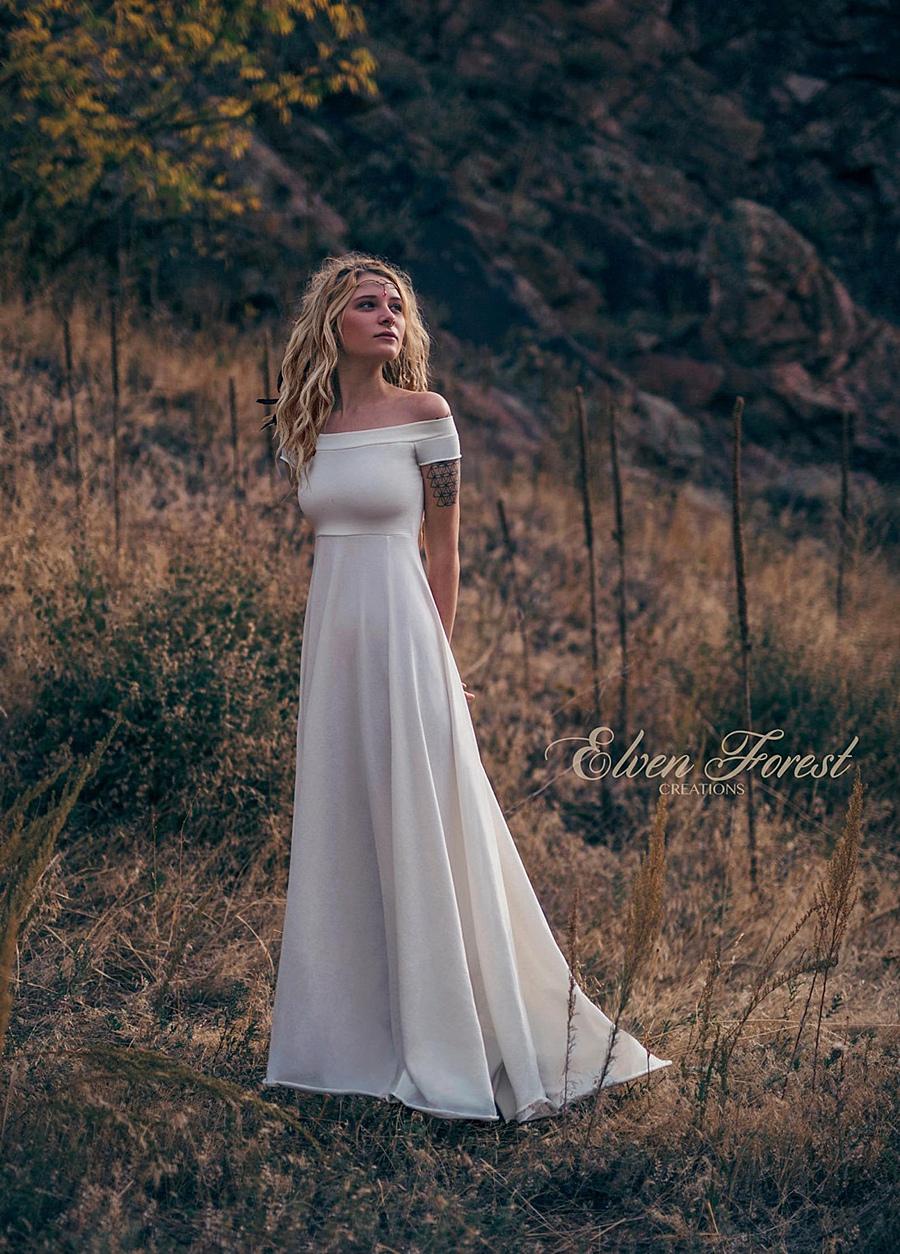 casual beach wedding dresses  0009