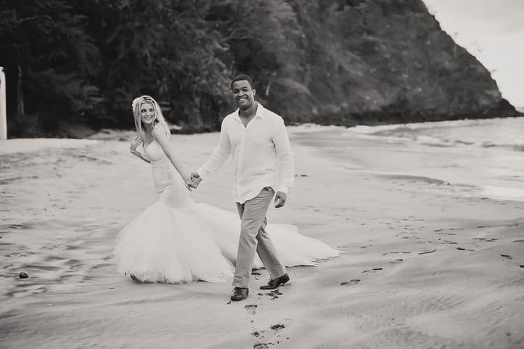 chic destination wedding in Costa Rica 101