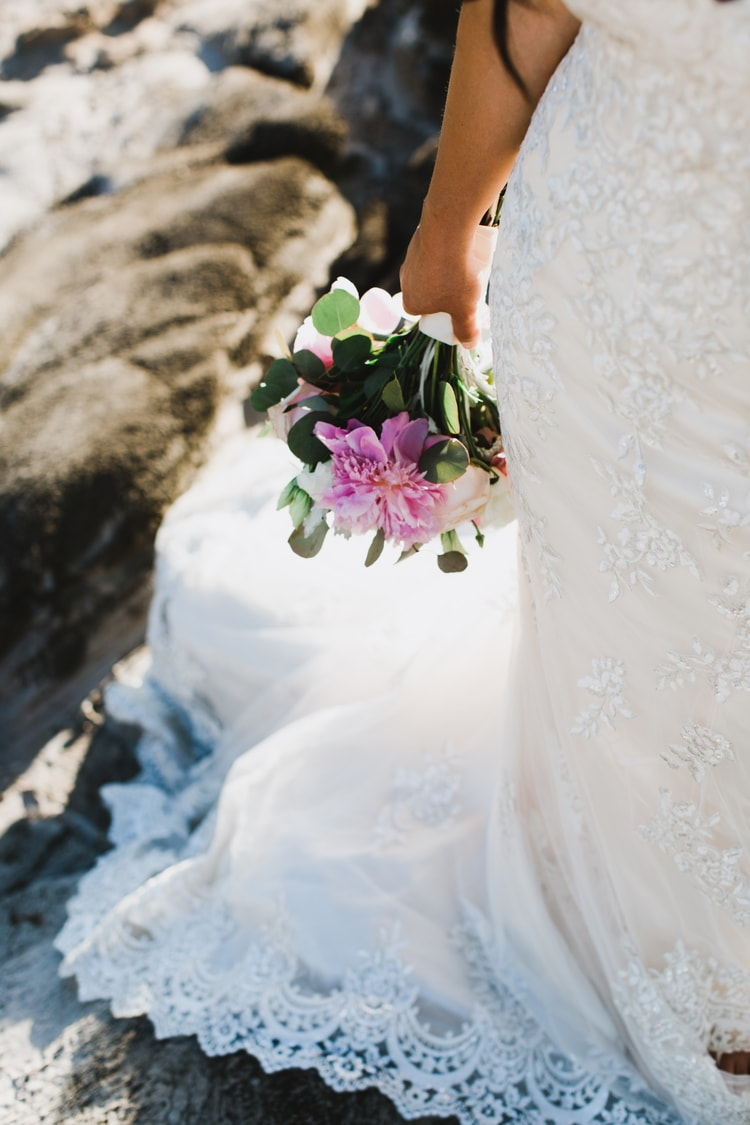 cliffside beach wedding 14