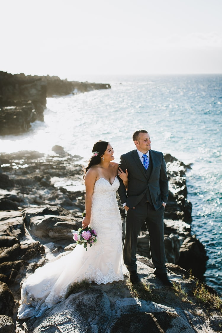 cliffside beach wedding 17